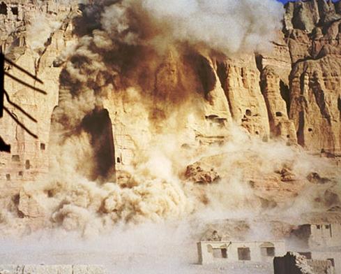 Bamiyan Buddhas: Latest chapter in this sad saga... (1/2)