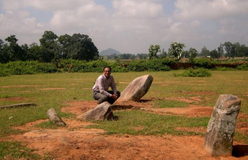 megalithic sites in india