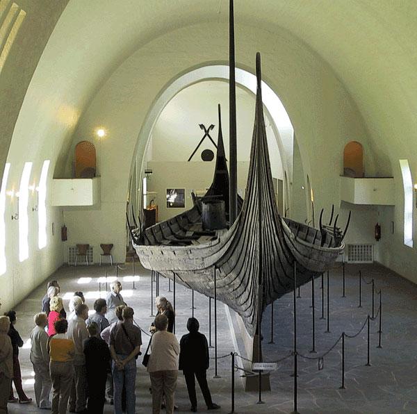 Persian silks found in Viking burials (1/3)