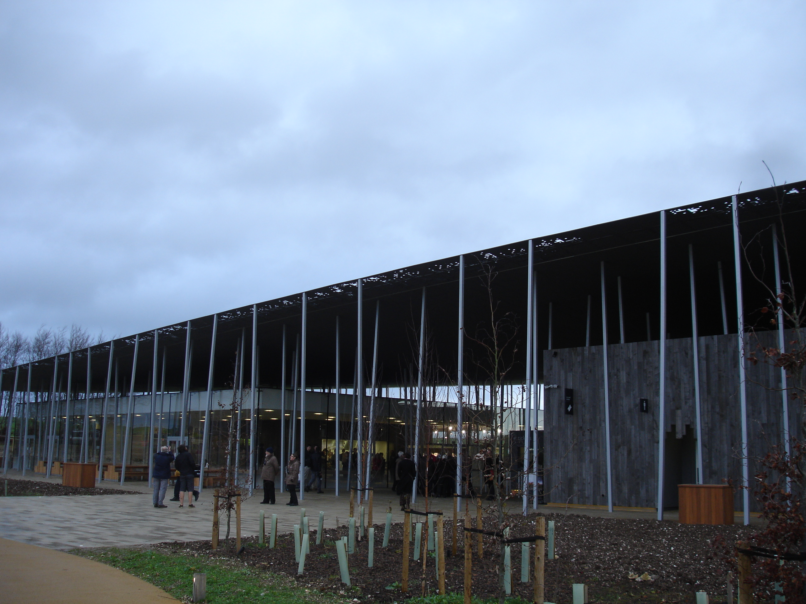 the new stonehenge visitor centre first impressions the heritage trust. Black Bedroom Furniture Sets. Home Design Ideas
