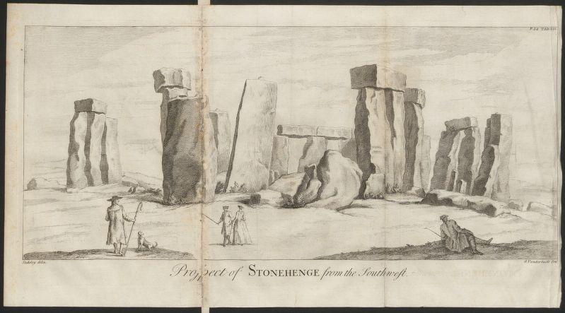 William Stukeley's 1740 book on Stonehenge now online (2/2)