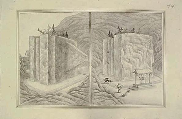 The Ishi-no-Hōden megalith (2/3)